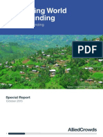 AlliedCrowds Diaspora Crowdfunding Report