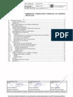 ES-076 Msswxontaje de Redes de Tuberías Metálicas