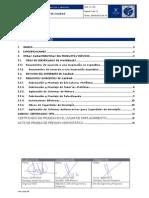 ES-086 Expedientes dde seguridade Calidad- Montaje de Tuberias Metalicas