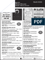 Random House American Anthropological Association Conference Ad