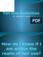 shealy - fair use project