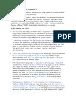 ESP Framework