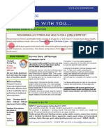 Prosserman Fitness Spring 2010 Newsletter