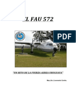 Uruguayan Air Force Fairchild 57