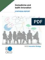 Biomedicine and Health Innovation OCDE