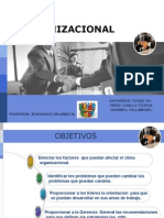 Clima Organizacional Trabajo (1)