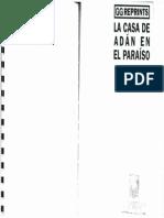 La Casa de Adán en El Paraíso
