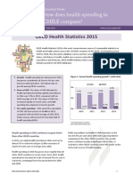 Country Note CHILE OECD Health Statistics 2015