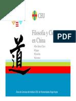 Filosofía y Ciencia en China
