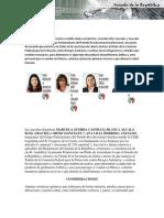 15-10-15 Punto de Acuerdo Que Exhorta a La Titular de La Secretaría de Salud