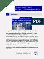 Informe BSC