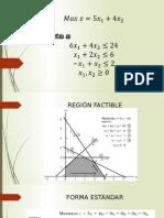 4 Diapositivas Metodo Simplex.