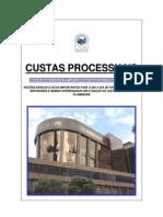 Manual de Custas. TJRJ - Atualizizado 06.2015