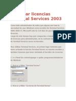 Crackear Licencias Terminal Services
