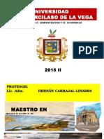 Análisis Financiero 2015 I