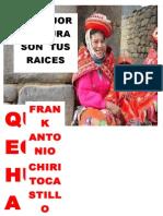 Portada Quechua