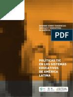 Siteal Informe 2014 Politicas Tic