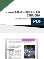 24.Complicaciones en Cirugia