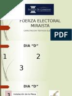 Fuerza Electoral Miraista
