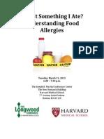 2015_Longwood Seminar Allergy Reading Pack Harvard (1)