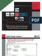 SNAP Design Capture Overview