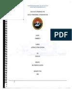 Cuaderno Caminos II