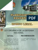 Exposición Planificación Educativa