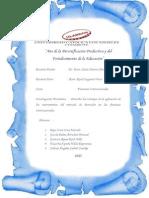 Investigación Formativa I Unidad (1)