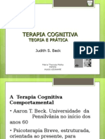 Terapia Cognitiva Judith Beck
