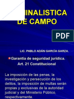 Criminalistica de Campo 1