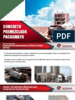 Presentacion Concreto Pacasmayo Ing Jose Zeña