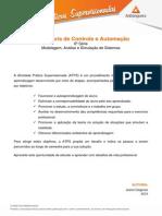 ATPS - Modelagem, Análise e Simulação de Sistemas