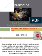 Referat Infanticide