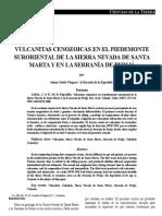 Sierra Nevada Geologia