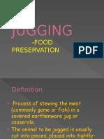 jugging