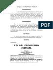 Ley Organismo