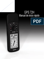 manual portugues gps garmim Gps72h Qsm Pt