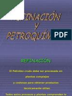 Refinación y Petroquimica