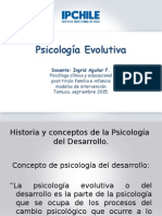 Ps. Evolutiva Clses1
