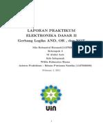 Elektronika Dasar II