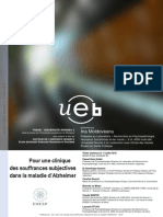 Souffrance Psychique en Alezheimer - Bueno
