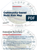 Community Based Risk Mapping