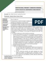 Presentación de Analisis de Jurisprudencia Sobre Derechos Huma - Copia
