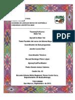 IDIOMA MAM, QUETZALTENANGO, GUATEMALA