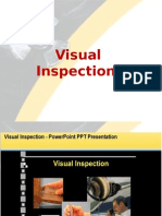 Visual InspectionNDT PPT