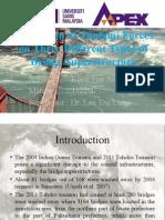 FYP Presentation (Tsunami Engineering)