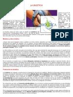 La Bioetica Scribd