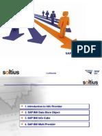 SAP BW Info Provider
