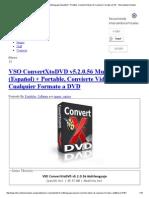 VSO ConvertXtoDVD v5.2.0