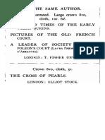 A Queen of Napoleon´s Court - Life Story of Desirée Bernadotte - Catherine Bearne  1905